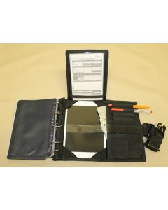 W-4 Mini Ipad Kneeboard w/Case