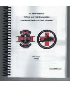 Standard Medical Operating Guidelines
