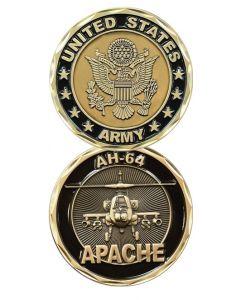 U.S. Army Apache Coin