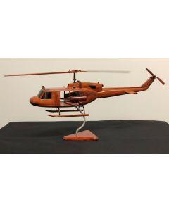 UH-1 Huey Wood Model
