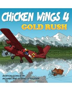"""GOLD RUSH"" COMIC BOOK"