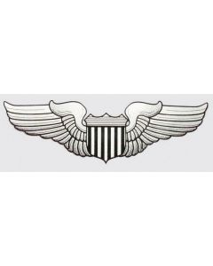 REGULAR AIRFORCE WING DECAL