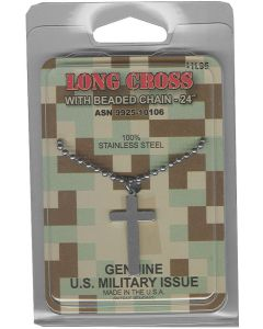 LONG CROSS GI JEWELRY