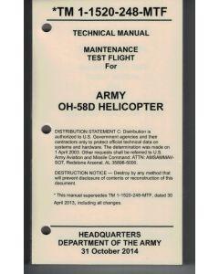 OH-58D MTF Checklist