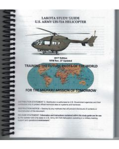 U.S. Army UH-72 Helicopter Study Guide