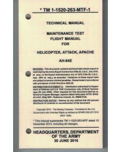 AH-64E Version 2 MTF- Water/Tear Proof Paper