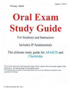 Oral Exam Study Guide