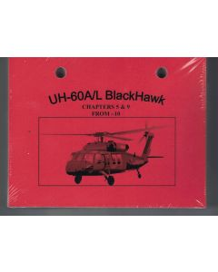 UH-60 Flashcards- 2 hole punched