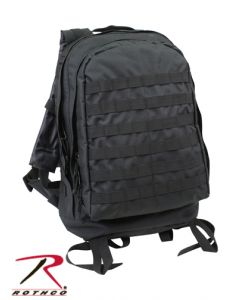 BLACK MOLLE 3 DAY ASSAULT PACK