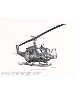 BELL UH-1V HUEY AIR AMBULANCE