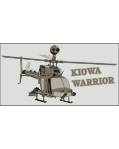 OH-58D DECAL
