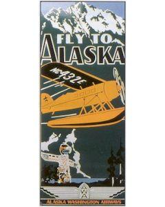 FLY TO ALASKA