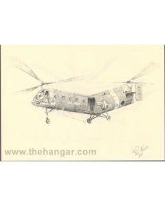 CH-21B SHAWNEE