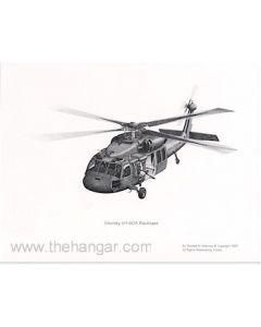 SIKORSKY UH-60A BLACKHAWK
