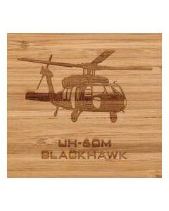 UH-60M Wood Coasters