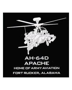 AH-64D Tile Coasters
