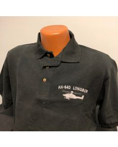 AH-64D Embroidered Polo