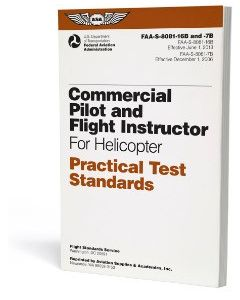 PTS- Commercial/CFI Helicopter