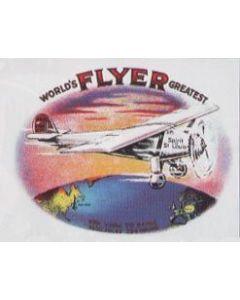 WORLD'S GREATEST FLYER