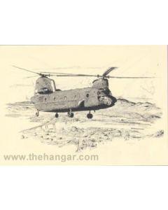 CH-47B CHINOOK