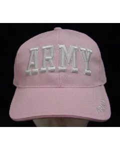 PINK ARMY HAT