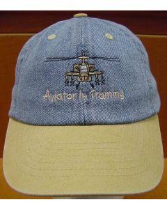 AVIATOR IN TRAINING EMB HAT