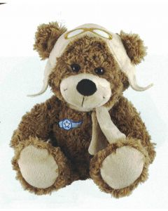 Plush Aviator Bear