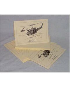 UH-1H HUEY NOTECARDS