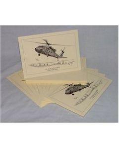 UH-60 BLACKHAWK NOTECARDS