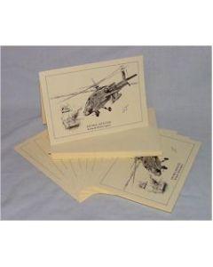 AH-64 APACHE NOTECARDS