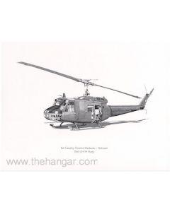 UH-1H HUEY MEDEVAC