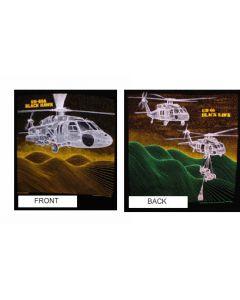 UH-60 BLACKHAWK KID'S T-SHIRT