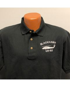 UH-60 Embroidered Polo