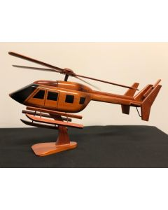 UH-72 Lakota Wood Model