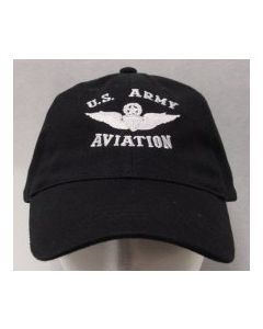"""U.S. ARMY AVIATION"" MASTER AVIATOR WINGS"