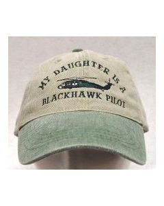 """MY DAUGHTER IS A BLACKHAWK PILOT"""