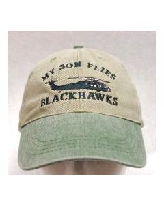 """MY SON FLIES BLACKHAWKS"""