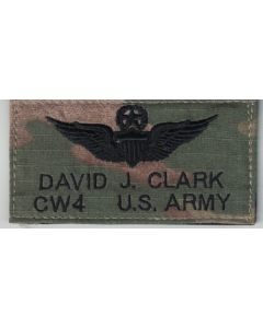 OCP EMBROIDERED NAMETAG