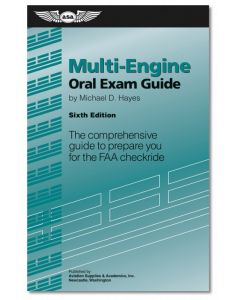 Mutli-Engine Oral Exam Guide