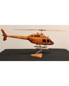 OH-58/TH-67 Wood Helicopter