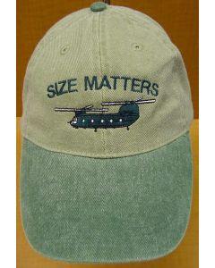 CH-47 SIZE MATTERS