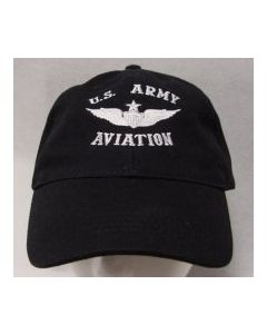 """U.S. ARMY AVIATION"" SENIOR AVIATOR WINGS"